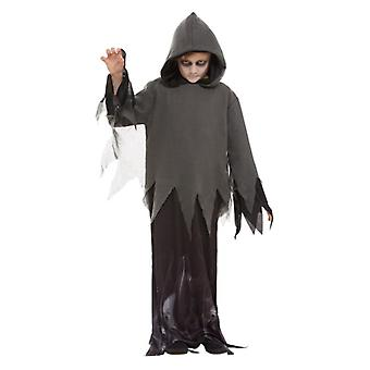 Bambini Ghost Ghoul Fancy Abito Costume