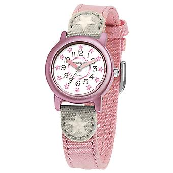 JACQUES FAREL Eco Kids Wristwatch Analog Quartz Girl ORG 02STA Stars