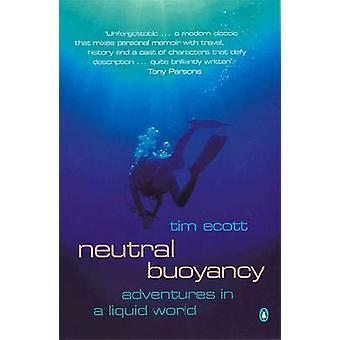 Flutuabilidade neutra por Tim Ecott