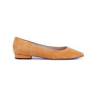 Tillverkad i Italia - Skor - Ballerinas - MARE-MARE-OCRA - Damer - Guld - 39