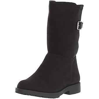 Kids Stride Rite Girls CG60090 Knee High Zipper Snow Boots