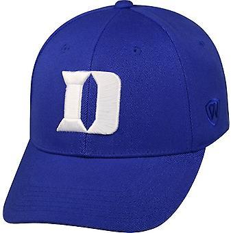 Duke Blue Devils NCAA SLEP Premium samling minne passer hatten