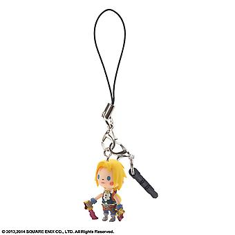 Cell Phone Charm - Theatrhythm Final Fantasy - Zidane Tribal Mascot Strap