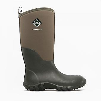 Muck Boots Edgewater Ii Unisex Wellington Boots Moss Green