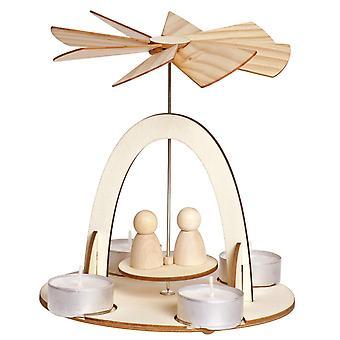 Eduplay Pyramide Teelicht Halter Spielzeug (210219)