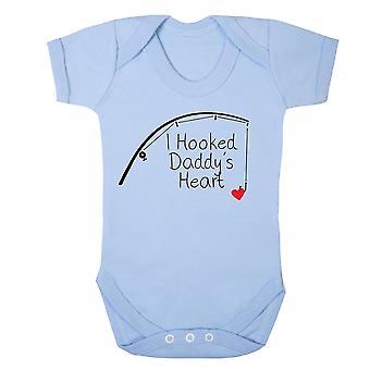 Ho agganciato papà 's cuore babygrow