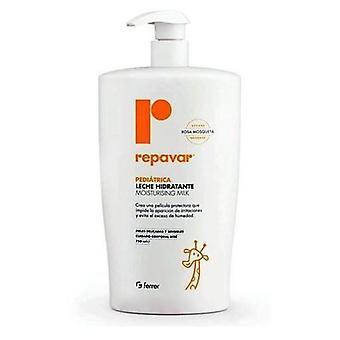 Repavar 小児 Repavar 保湿ミルク 750 Ml