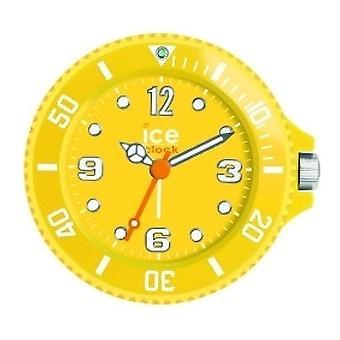 Allarme viaggio orologio giallo orologio orologio orologio ITAF. Yn