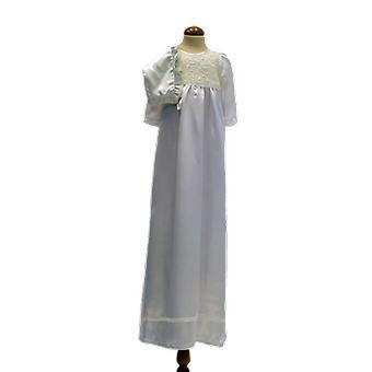 Dopklänning Och Dophätta I Off White,  Grace Of Sweden