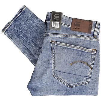 G-Star Superstretch gedeconstrueerd Vintage leeftijd Skinny Fit Jeans