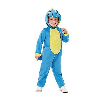 Toddler Dinosaur Costume Toddler Blue