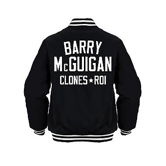 Barry McGuigan Boxing Legend Jacket