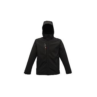 Regatta x-pro men's repeller hooded softshell jacket tra660