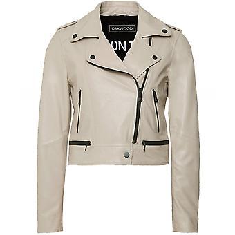 Oakwood Yoko Leather Biker Jacket