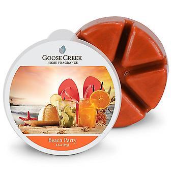Goose Creek Voks smelter - Bøg Party