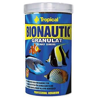 Tropical Grainy Bionautic 100 Ml (Fish , Food , Saltwater)