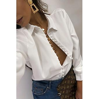 Solo Button Up Shirt