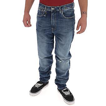 R13 R13m0200431chaz Men's Blue Denim Jeans