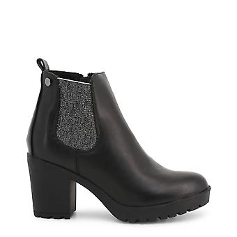 Xti Original Women Fall/Winter Ankle Boot - Black Color 37229