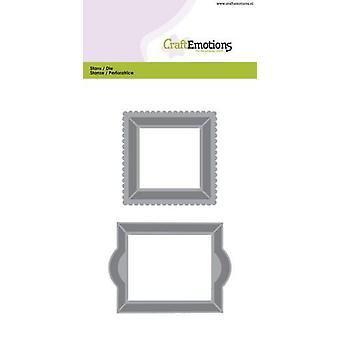 CraftEmotions Die - frames 1 Card 10,5x14,8cm