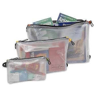 Exped Vista Organiser Pouch (A4) - Clear