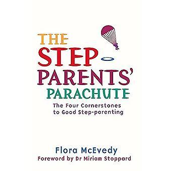 Steg-föräldrarnas fallskärm: Fyra hörnstenarna i bra steg-föräldraskap