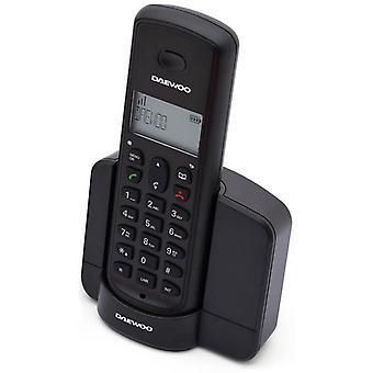 Bezdrátový telefon Daewoo DTD-1350 DECT Černá