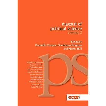Maestri of Political Science by Campus & Donatella