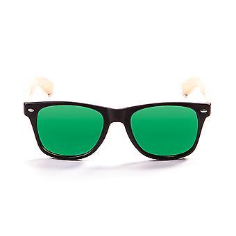 Strand hout extra Unisex zonnebril