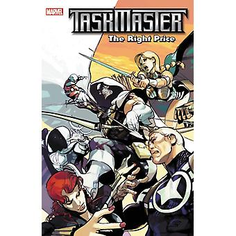 Taskmaster The Right Price by Ken SiuChong