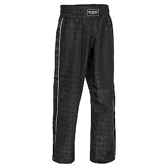 Bytomic performer v2 volwassen Kickboxing broek zwart/zwart