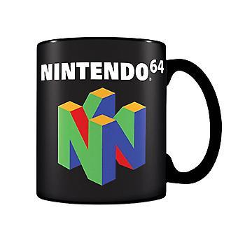 Nintendo 64 Logo Mug