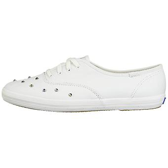Keds Women's Shoes ch starlight stud Low Top Lace Up Fashion Sneakers