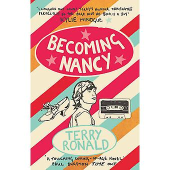 Becoming Nancy by Terry Ronald - 9780552162944 Book