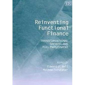 Reinventación de las finanzas funcionales - Crecimiento transformacional y Empl completo