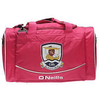 ONeills Womens Galway GAA Holdall Bag