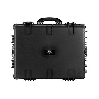 Weatherproof Hard Case with Wheels and Customizable Foam, 26