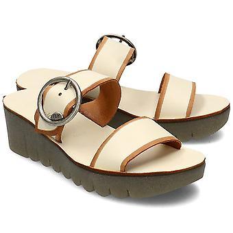 Fly London Yuno P144601004 universele zomer vrouwen schoenen