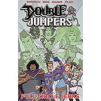 Double Jumpers Volume 2 - Full Circle Jerks by Dave Dwonch - 978163229