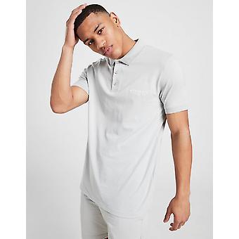 New McKenzie Men's Essential Polo Shirt Grey