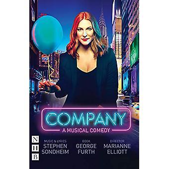 Company - The Complete Revised Book and Lyrics door Stephen Sondheim - 9
