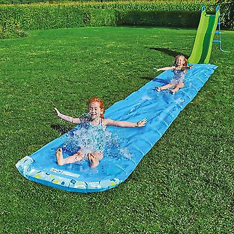 tp toys aqua water slide accessory 6 metres blue ages 3 years+