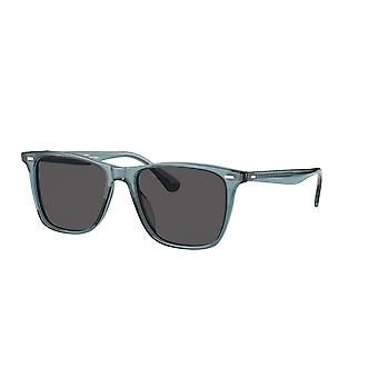 Oliver Peoples OV5437SU 1617R5 Washed Teal/Carbon Grey Sunglasses