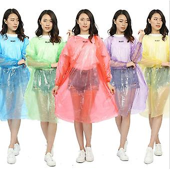 Disposable raincoat - Rain Poncho