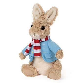 Beatrix Potter Peter Rabbit Holiday Plush Soft Toy