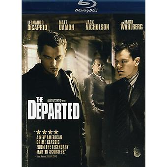 Departed [BLU-RAY] USA import