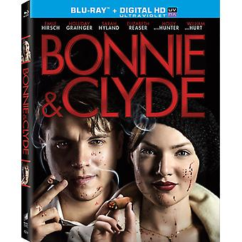 Bonnie & Clyde [BLU-RAY] USA import