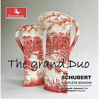 Grand Duo [CD] USA import