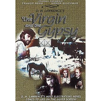 Virgin & the Gypsy [DVD] USA import