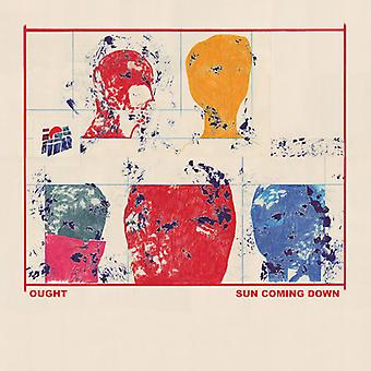 Ought - Sun Coming Down [CD] USA import